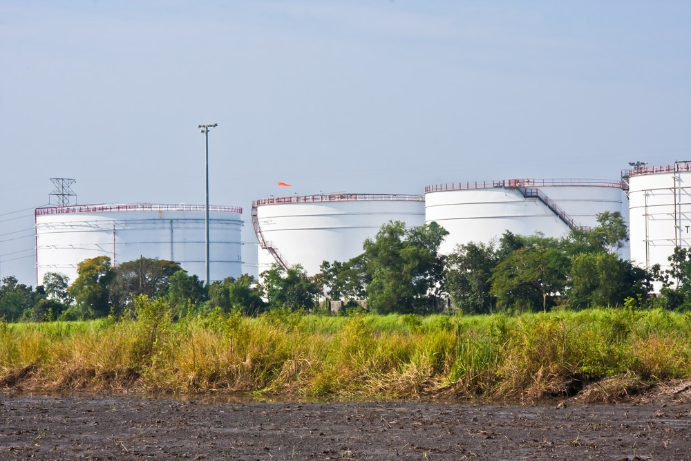 US Crude Oil Inventories Up to 420.9 Million Barrels