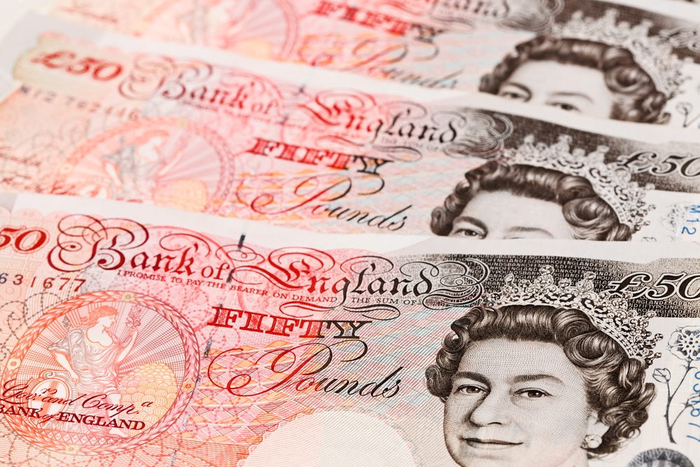 Bets Against Pound at the Fastest Rate in 2 Years as Investors Preempt BOE Decision